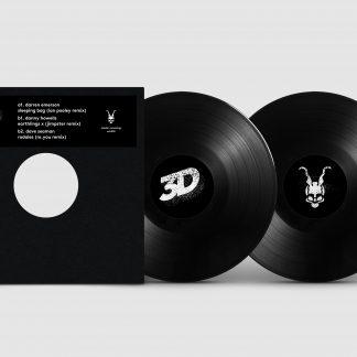 3D vinyl remix